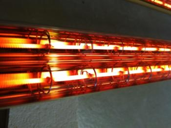 Medium-Wave Twin-Tube Quartz Infrared Lamps